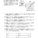電熱線と発熱(2)